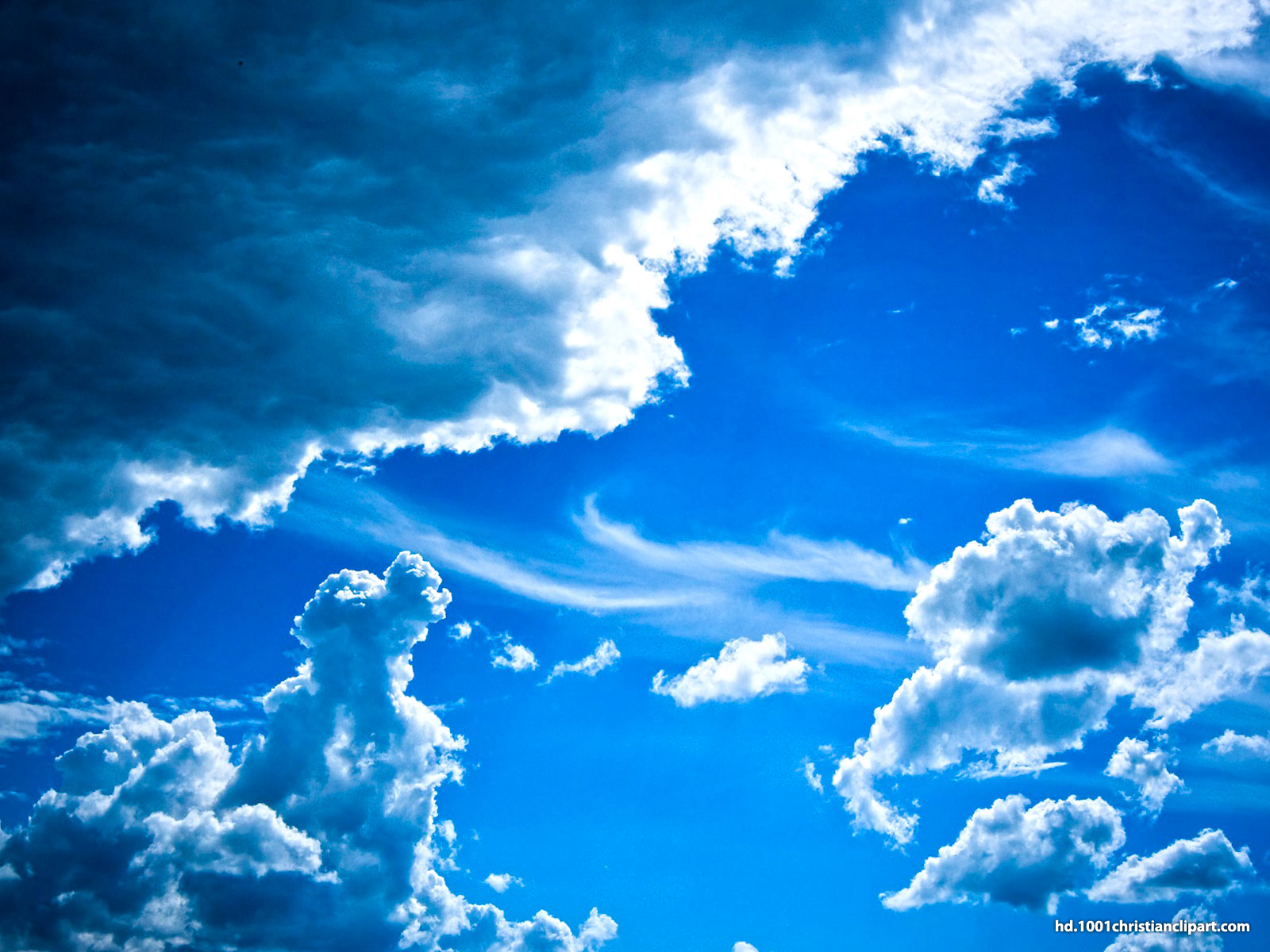 Awesome HD Cloud Background