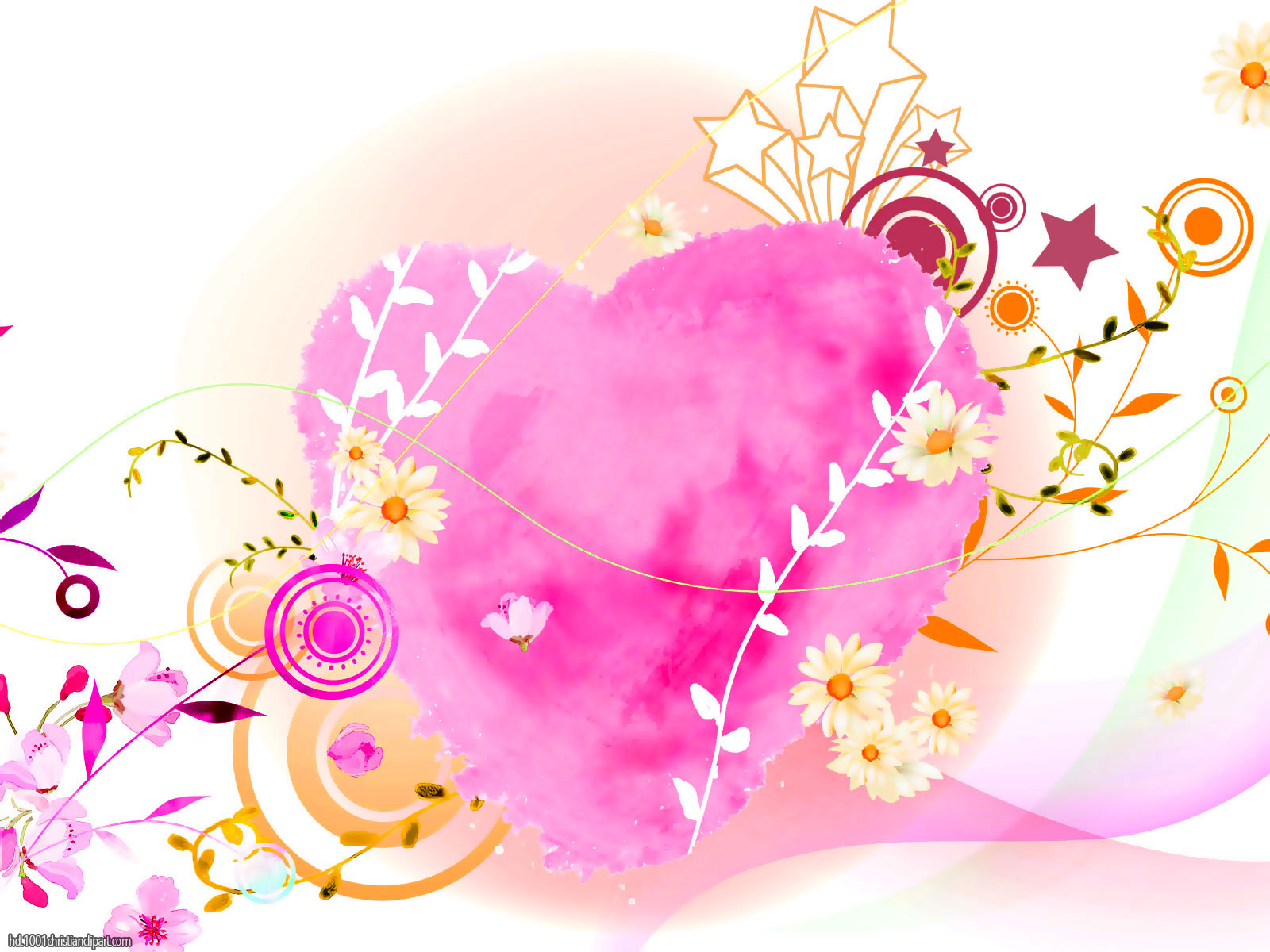 Valentine PowerPoint Background