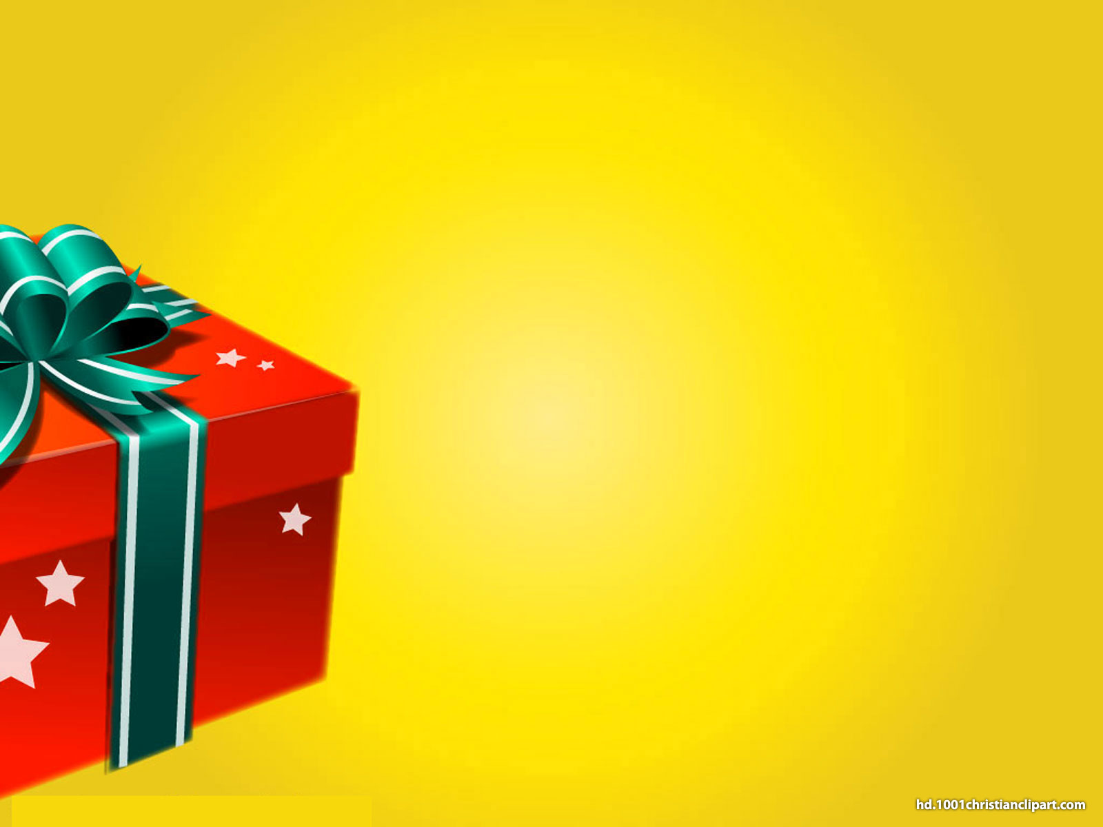 Christmas Present Background