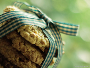 Cookies Background for Powerpoint